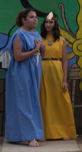 Cassandra-Sofia e Ecuba-Sophie