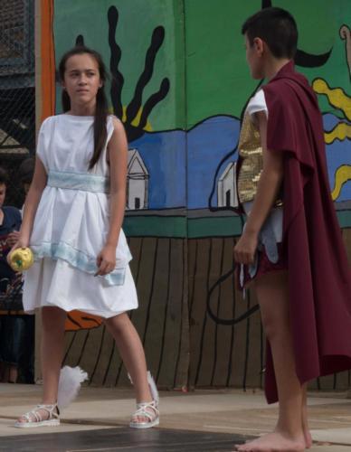 Iris-Alice e Paride-Andrea