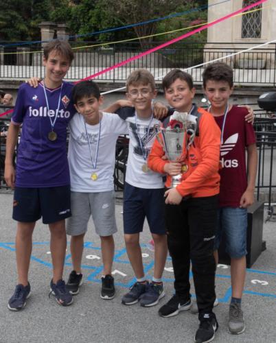 (...) Samuele, Cesare, Davide, Marco, Alessandro