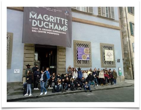 """Mostra """"Da Magritte a Duchamp. 1929: il grande Surrealismo"""""""